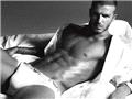 贝克汉姆历来内衣写真的肌肉秀