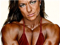 世界上最强壮肌肉美女
