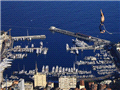 极限运动城市高空走钢