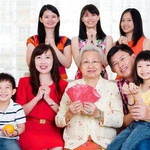 英夫妇24年生16子成全国最大家庭