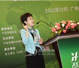 中山大学公共卫生学院营养系主任朱惠莲