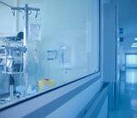 美国脐带血有限公司的一处走廊。