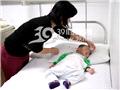 11月男童心脏室间隔缺损2厘米 中山一院助其治疗