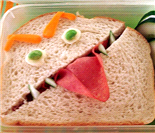 宝宝趣图之童言童语说美食