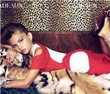 法国出10岁幼齿嫩模登法国版《Vogue》封面