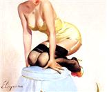 50年代最惹火的性感时尚招贴画