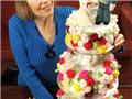 五一结婚潮 浪漫婚礼蛋糕大放送