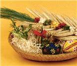 鸡蛋也疯狂:色彩斑斓彩绘鸡蛋