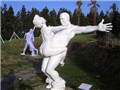 两性景观:性爱姿势雕塑(组图)