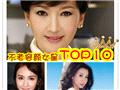 不老容颜的明星TOP10 赵雅芝萧蔷上榜