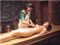 古印度神秘的女体按摩术