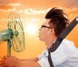 电风扇 辐射指数:★★★