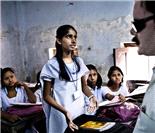 印度穷苦百姓近乎原始的传统生活方式
