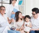 英一岁女婴接受心脏移植后出院