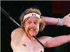 柔术大师诡异天赋:身体穿过球拍
