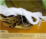 材料・粽叶和白棉线