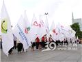 广州全民健身健步走 每天运动一小时