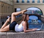 圣彼得堡 越休闲越运动的城市