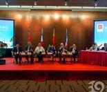 中国卫生论坛之中法卫生合作论坛老龄健康圆桌会议现场讨论环节