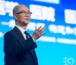 秦伯益院士在2014中国医院论坛讨论现场担任对话嘉宾