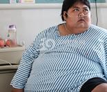 你多胖我都在:女子体重356斤 丈夫做苦力筹医疗费