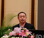东阿阿胶股份有限公司营销副总裁刘延风