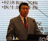 中国医药商业协会副秘书长关晖